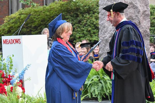 SMU Meadows School of the Arts - 2016 Graduation