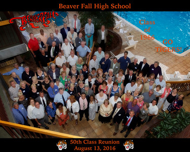 Beaver Falls Class of 1966 50th Reunion
