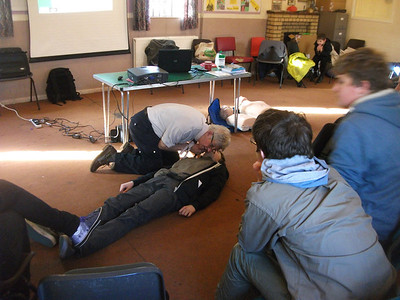 DISTRICT First Aid Course