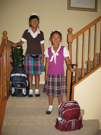 First Day of School -2009 P-5 C-2