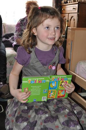Maart 2010: Eyuna op bezoek!