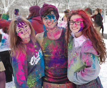 Holi Festival - Carnival of Colors