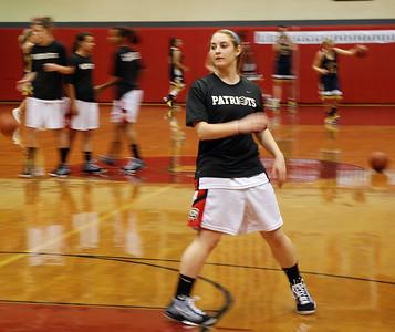 Girls Basketball vs Peddie, Make a Wish Tournament