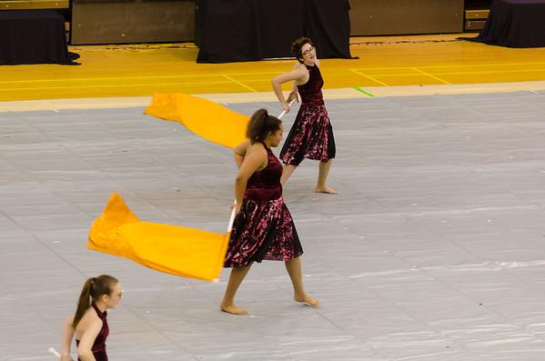 2015 Color Guard Competition