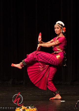 Ramya -Bharathanatya Arangetram