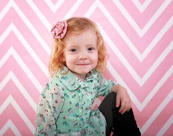 Kaylee is 3!