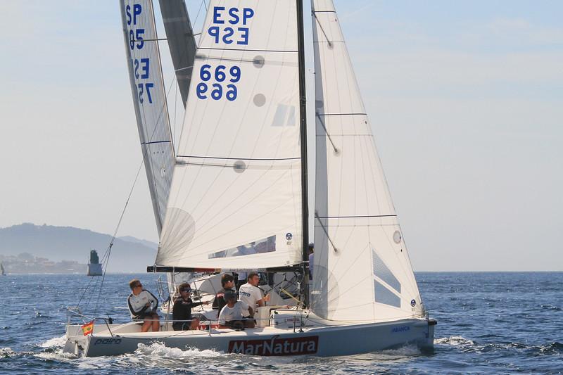 ESP 929 H将召开 669 ABANCA MarNatura