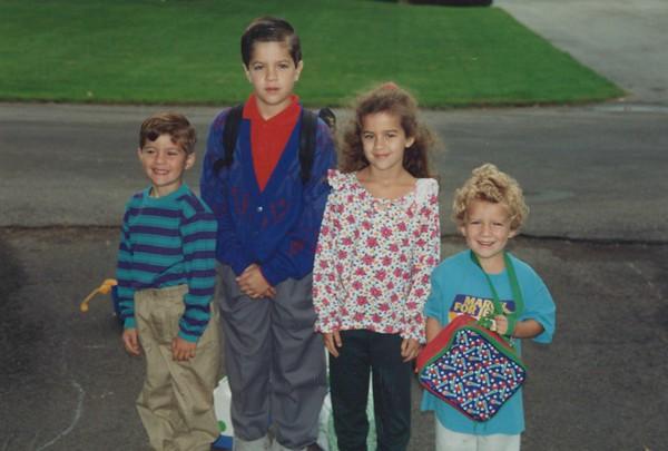 1990s - Kids and Grandkids