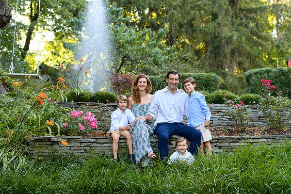 Cotter Family Portraits