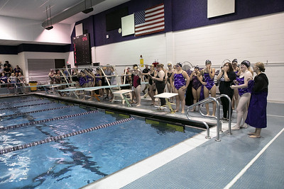 HS Sports - Girls' Swim Tri Meet at Woodhaven 19