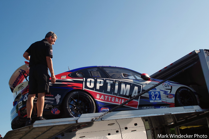 BimmerWorld Racing BMW M4 GT4