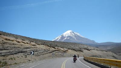 A 7-day Tour of Ecuador's Newly Paved Roads  February 2013