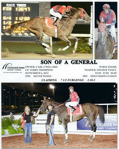 SON OF A GENERAL - 9/06/2012