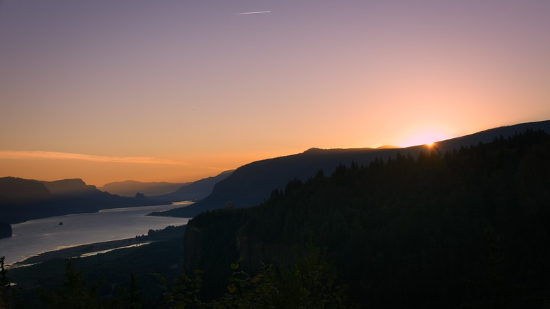 Crown Point Sunrise 2020/09/02
