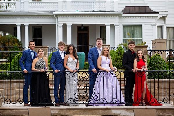 Tishomingo County's Pre Prom 2018