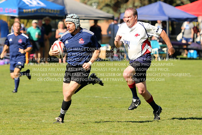 2014 Over 50's Division Virginia Cardinals Rugby Aspen Ruggerfest 47