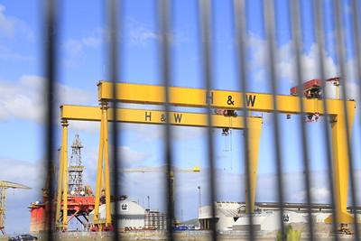 H&W Cranes-Belfast