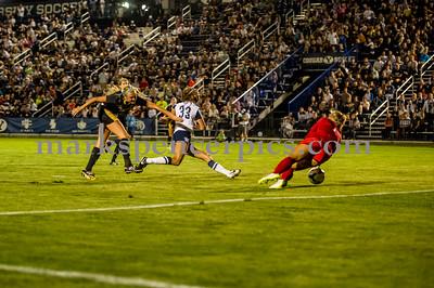 BYU Soccer vs Long Beach 9-14-2014