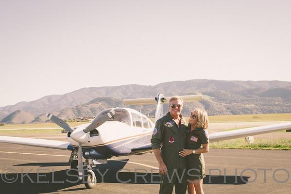 Katelyn + Mike ~ Santa Ynez Engagement Session