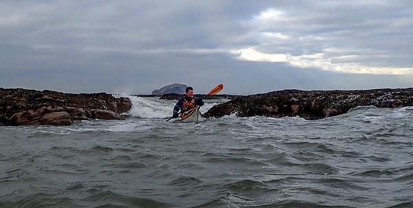 North Berwick to Belhaven Bay