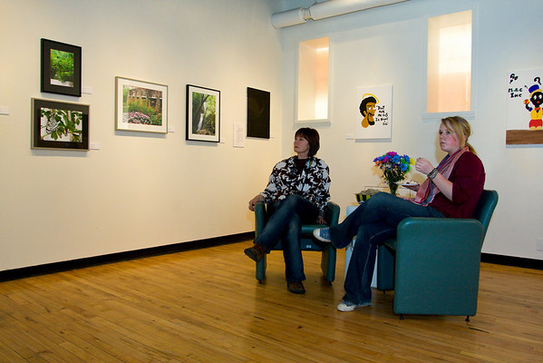 Senior Art Show (4.17.08)