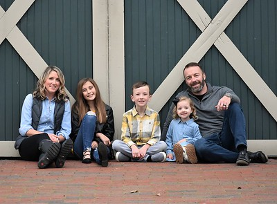 The Redlin Family