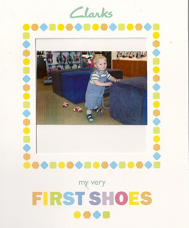 Samuel First Shoes 24/07/2009