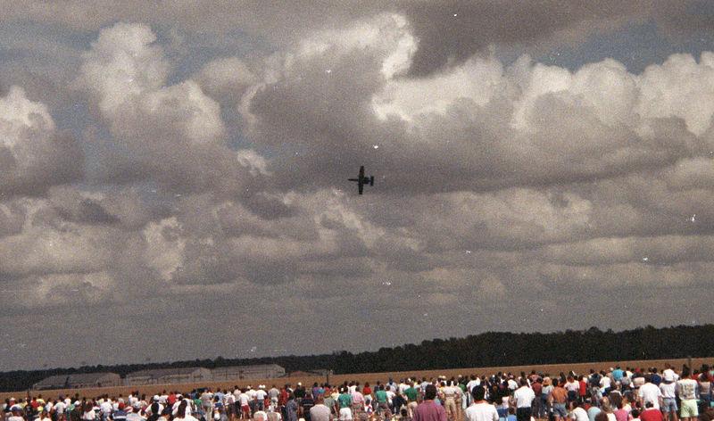 1991 10 26 - Robins AFB, GA Airshow 03.jpg