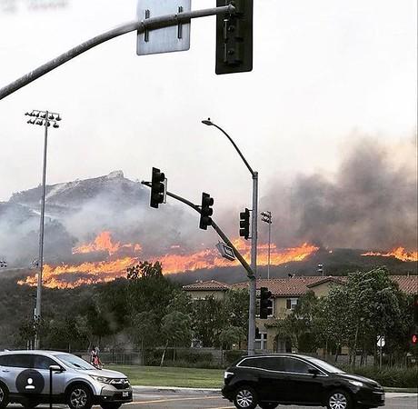 Canyon 2 Fire