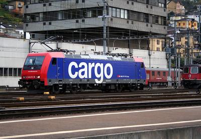 SBB Class 484