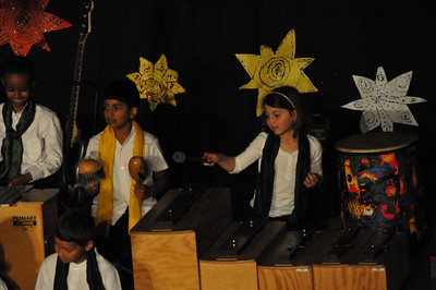 Grades 3-5 Holiday Concert 2012.12.18