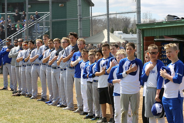 2018 Wildcat Baseball