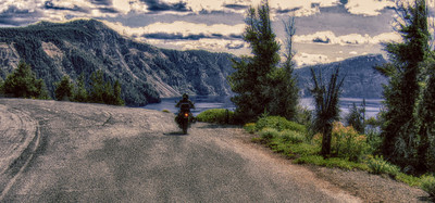 Crater Lake Hells Canyon John Day