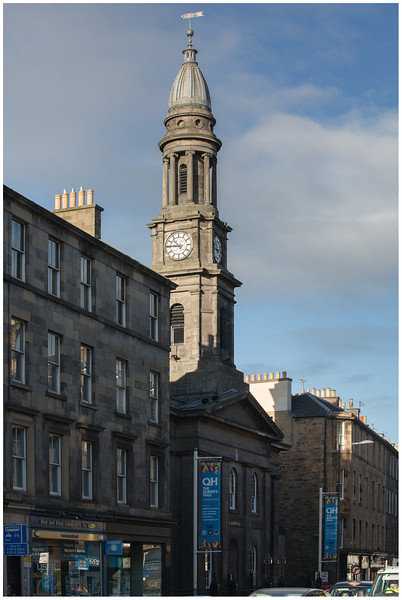 Queen's Hall, South Clerk Street