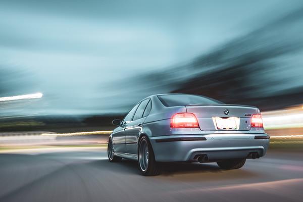2020 06 - BMW M5 Boom Shoot