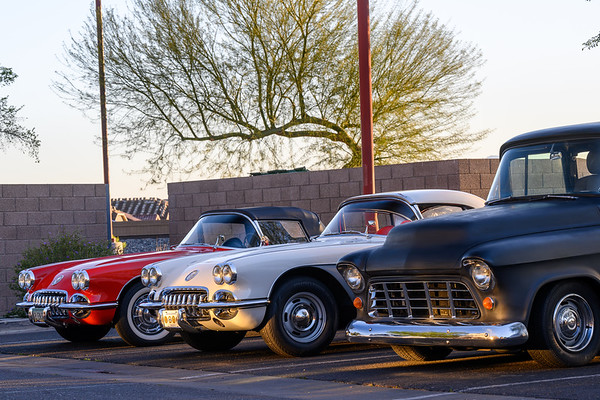 2021 March 27 - Cars and Coffee Queen Creek