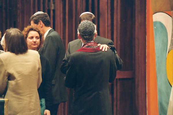 TEMPLE BETH SHALOM   RETIREMENT OF RABBI SANSINO  6.17.2007
