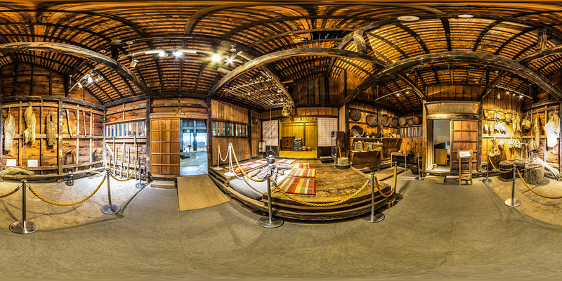 Tradicional Farm House - Furusato Museum JRY