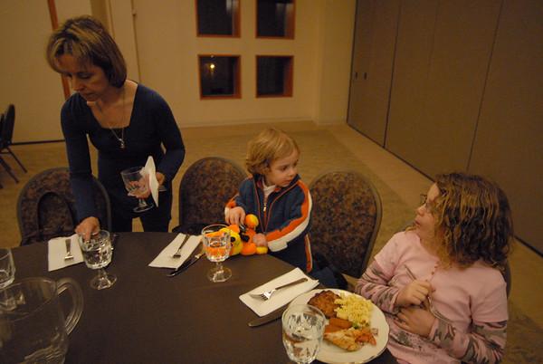 Temple Sinai Dinner 2.9.2007