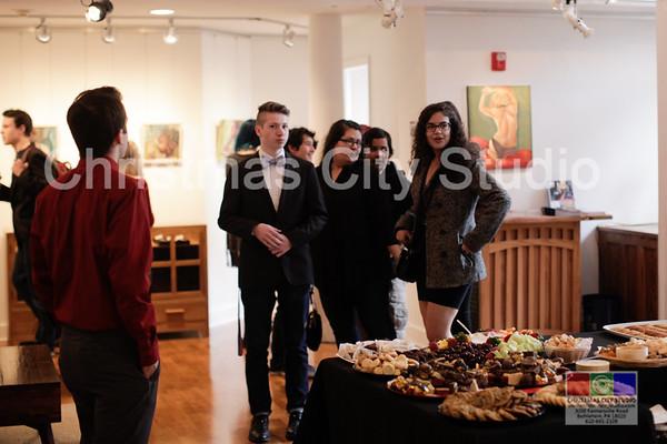 04/10/15 LVCA Senior Art Show