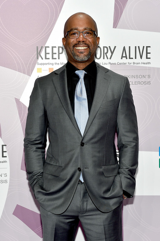 . Recording artist Darius Rucker attends Keep Memory Alive\'s 20th Annual Power Of Love Gala at the MGM Grand Garden Arena on May 21, 2016 in Las Vegas City.  (Photo by David Becker/Getty Images for Keep Memory Alive)