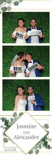 Jasmine & Alexander's Wedding