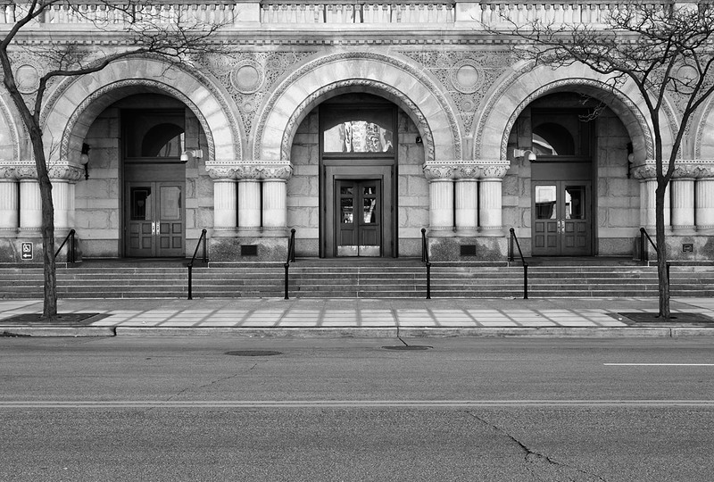 Federal Building - Milwaukee, WI