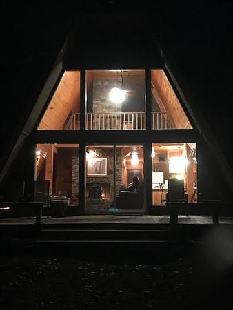 Peckerwood Knob, Oklahoma