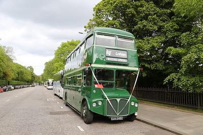 Driven - Lothian Motorcoaches