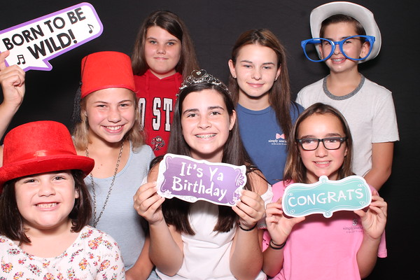 Makayla's 13th Birthday