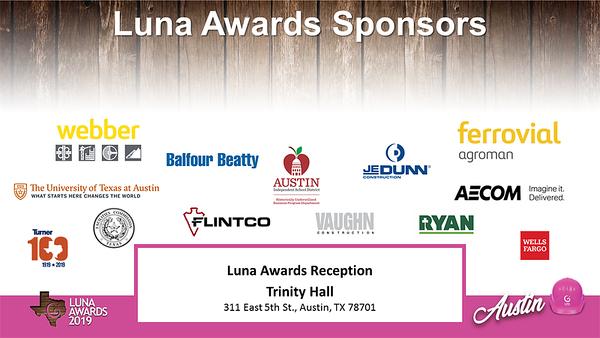 Luna Awards Austin 09 05 2019