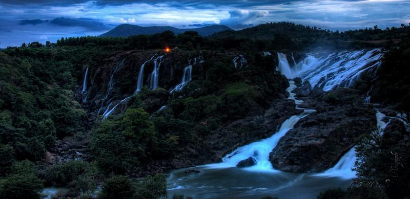 Shivanasamudram (Bharachukki) Falls