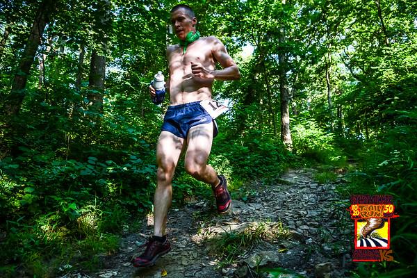 Mile 1 - 50K & 20 Mile
