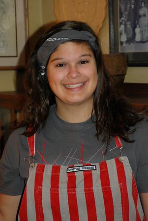 2012 10 09-12: Federica, H.S. Homecoming Week